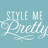 Style Me Pretty: Flowers on the Vineyard